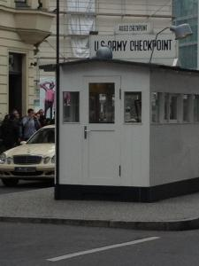 Check-Point Charlie, Berlin