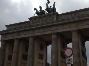 Brandeburg Gate, Berlin